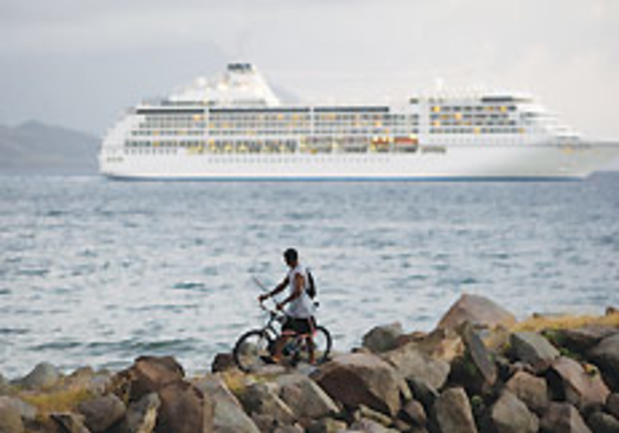 Cruise ships use Caribbean Sea as dump for solid waste