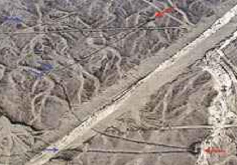 'Desert kites' were key to survival 5,000 years ago