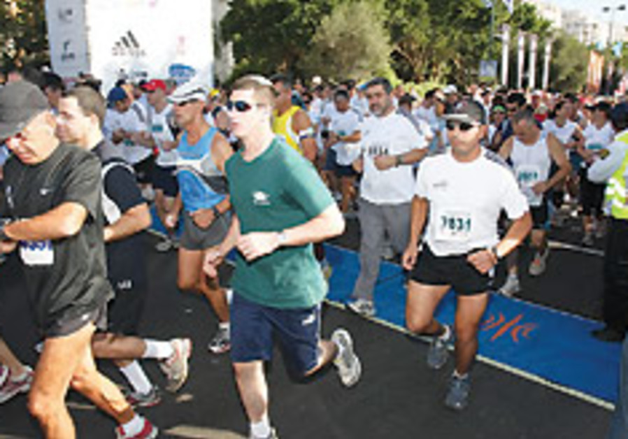 Athletics: IDF to boycott TA marathon after being asked to pay for runners