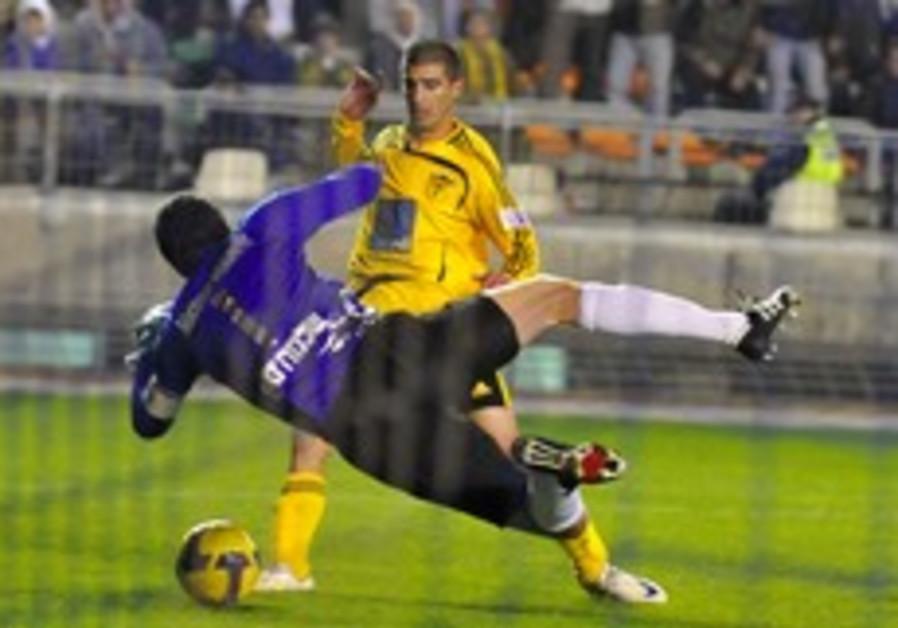 Local Soccer: Alvarez screamer wins it for Betar