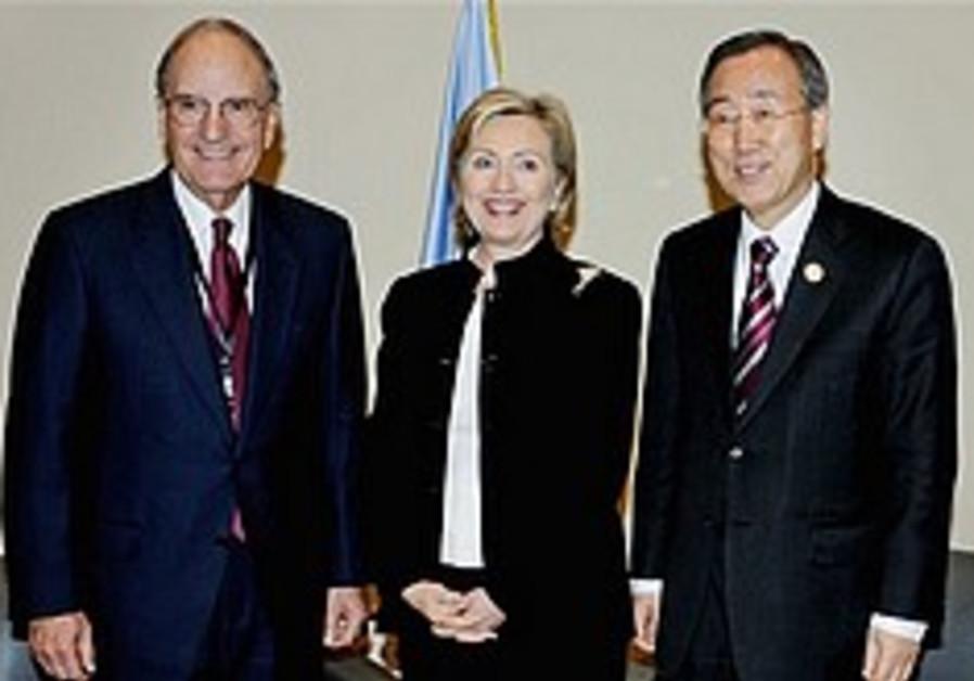 Ban wants stronger UN-US relationship
