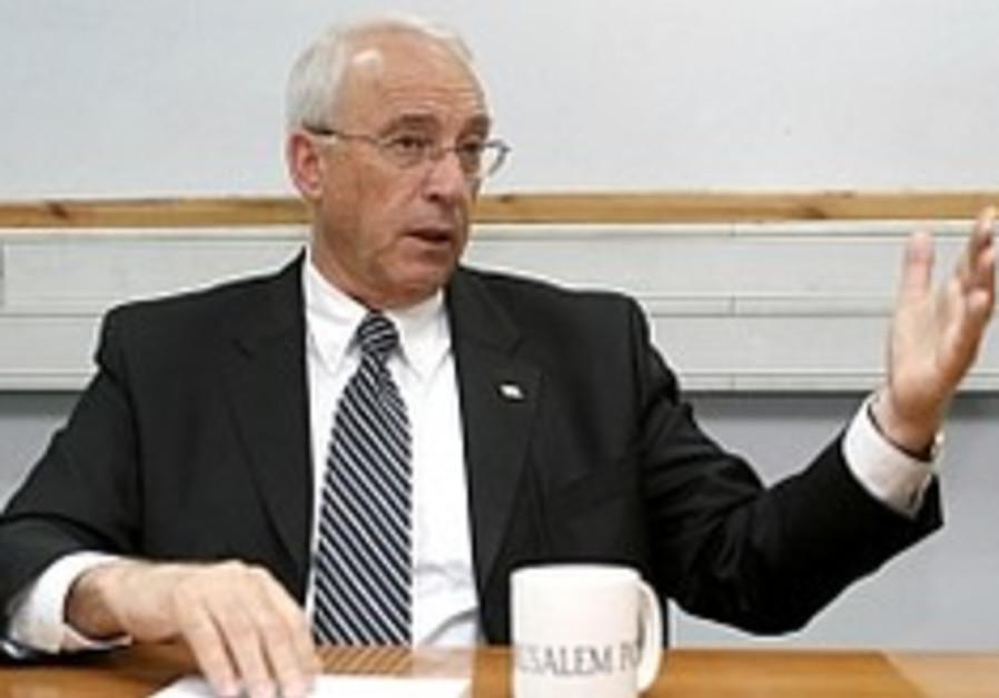 Boim denies Peace Now settlement data