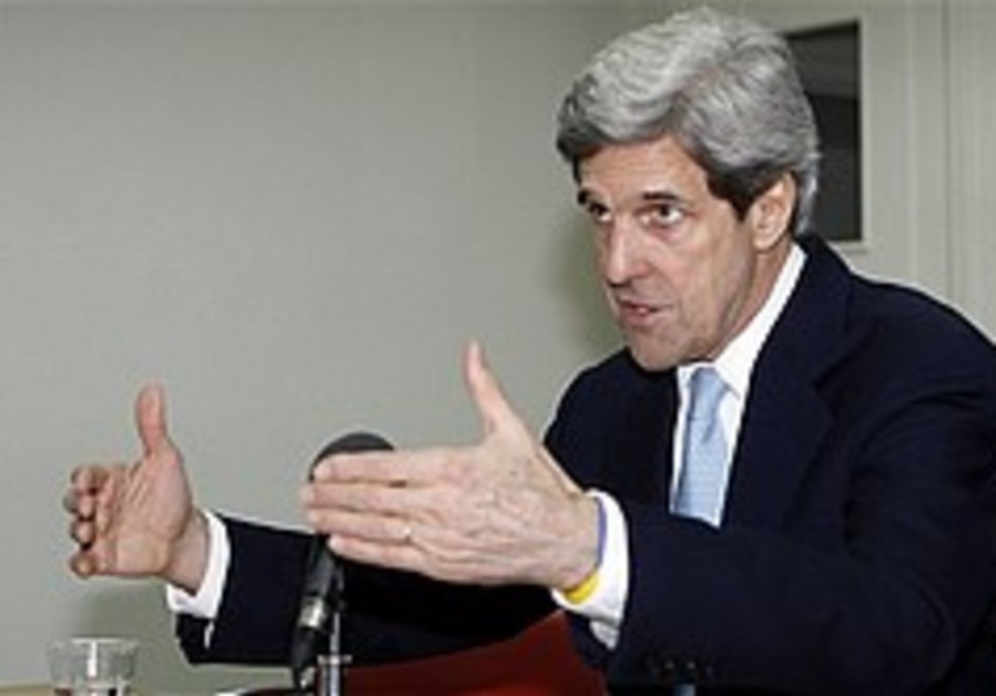 Sen. Kerry: Assad leaning towards the West
