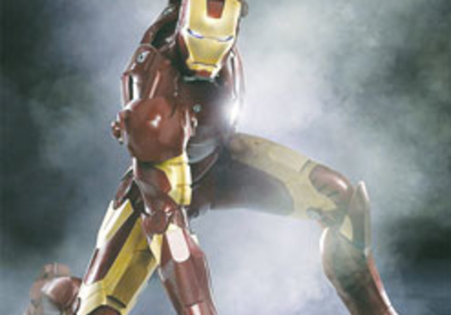Software Review: Iron Man is a rusty old can