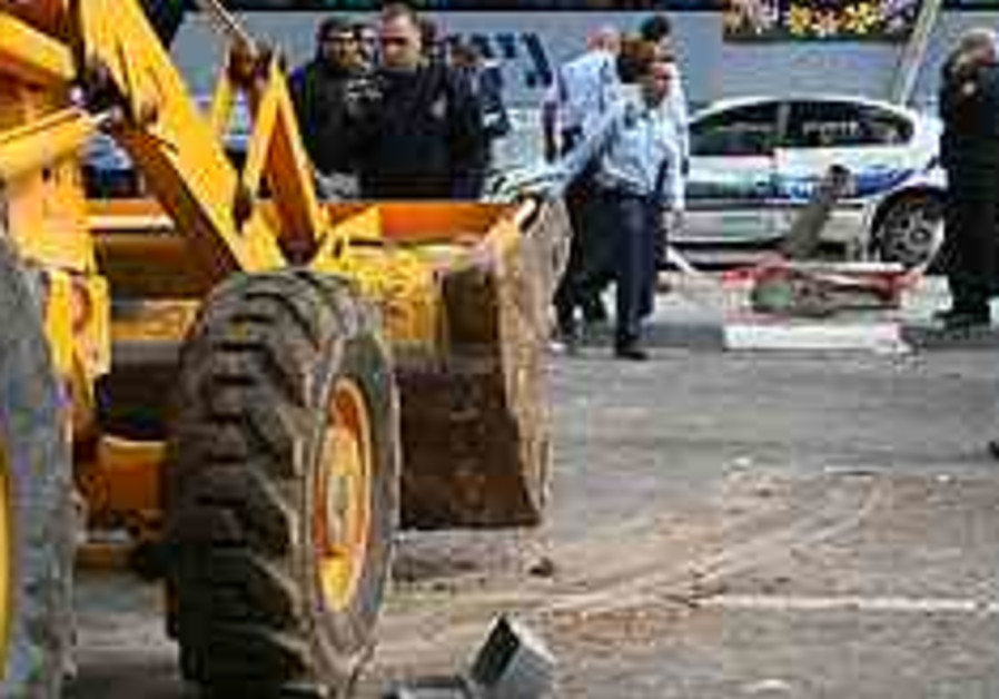 Bulldozer driver's relatives: It was accident; Police: It wasn't