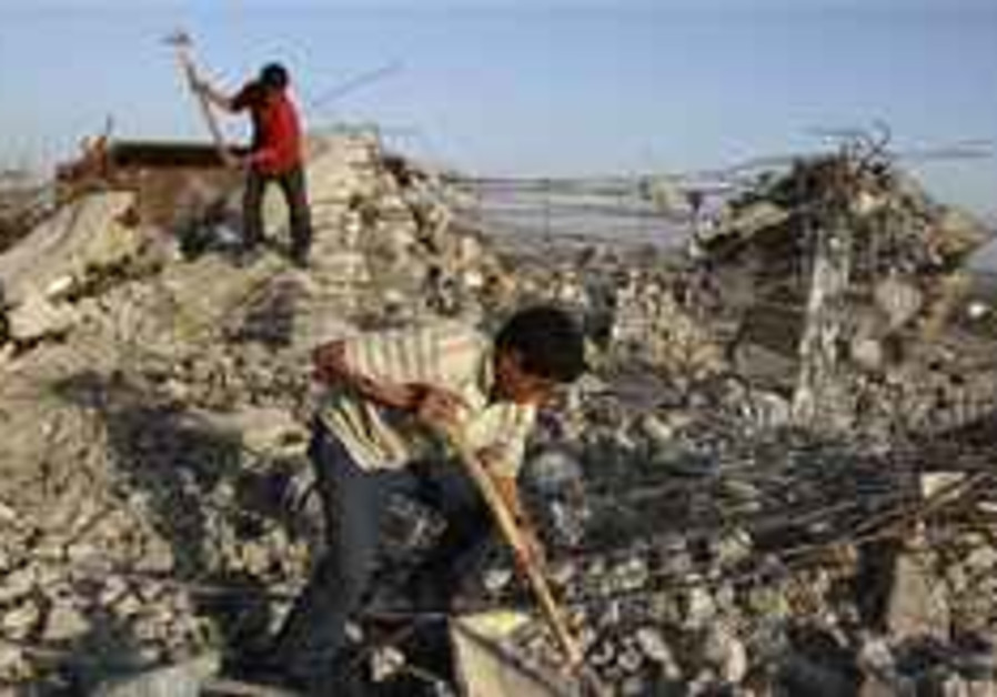 Congressmen try to restrict Gaza funds