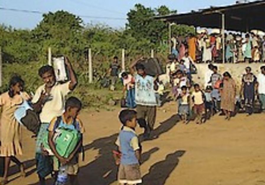 Sri Lanka to open safe passage for civilians