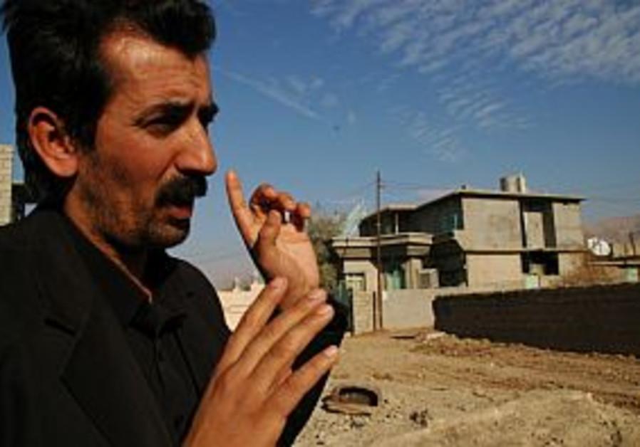 For Kurds, democracy is the best revenge