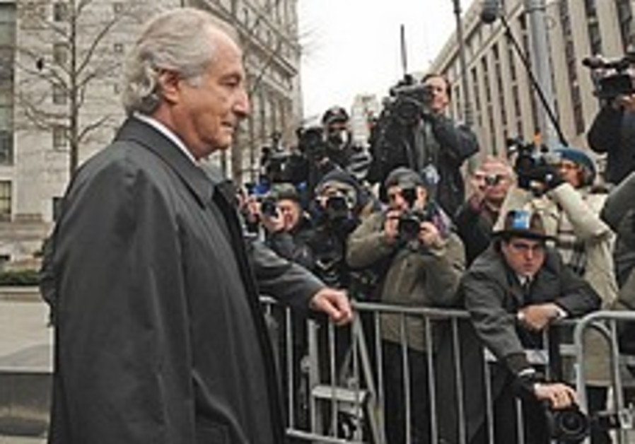 Accused swindler Madoff in court ahead of expected plea deal