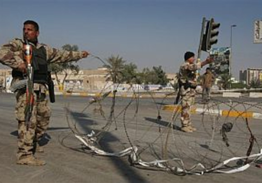 Iraq locks down ahead of Thursday's vote