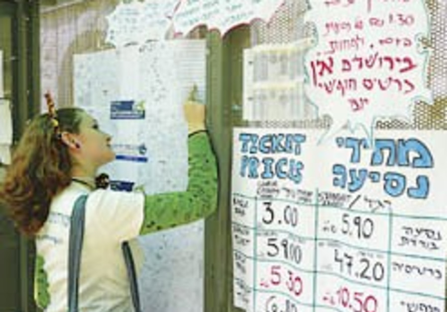 J'lem green group shows providing bus info can be easy