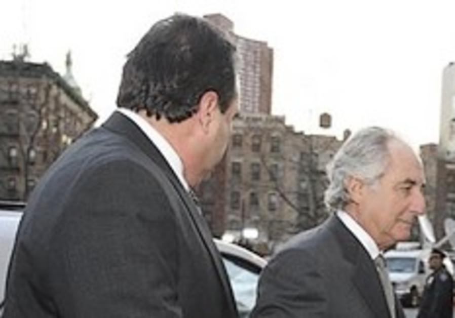 Madoff pleads guilty to $65b. swindle