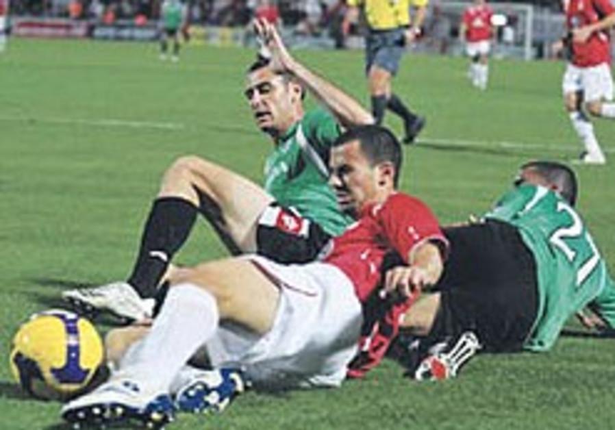 State Cup Soccer: Haifa beats Hap TA in Cup thriller