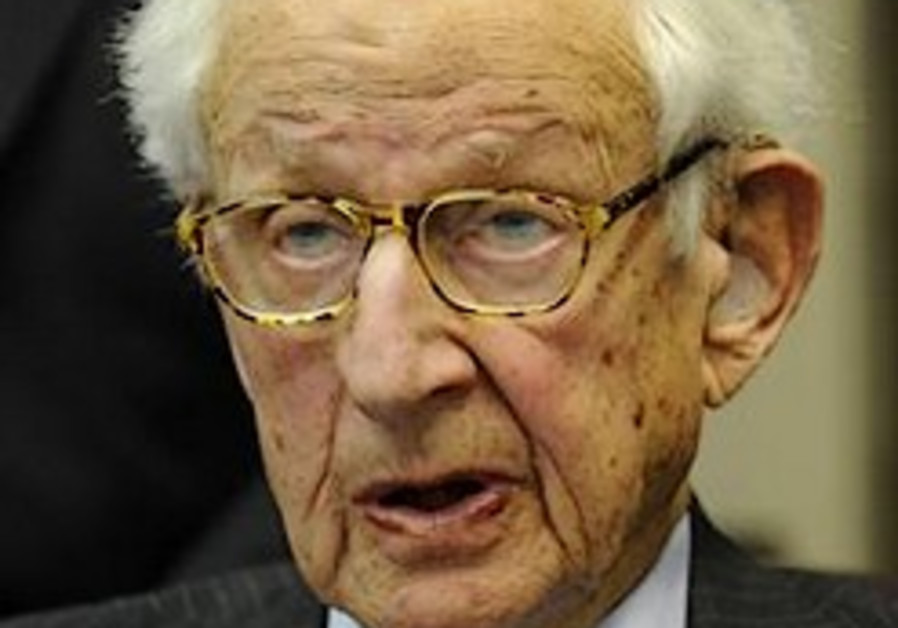 Robert Morgenthau, legendary Manhattan DA, is dead at 99