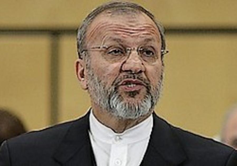 Iran steps into Israeli void in Mauritania