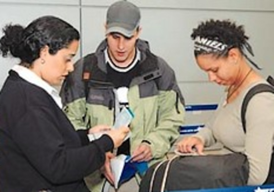 Did you pack your Jewish identity yourself?