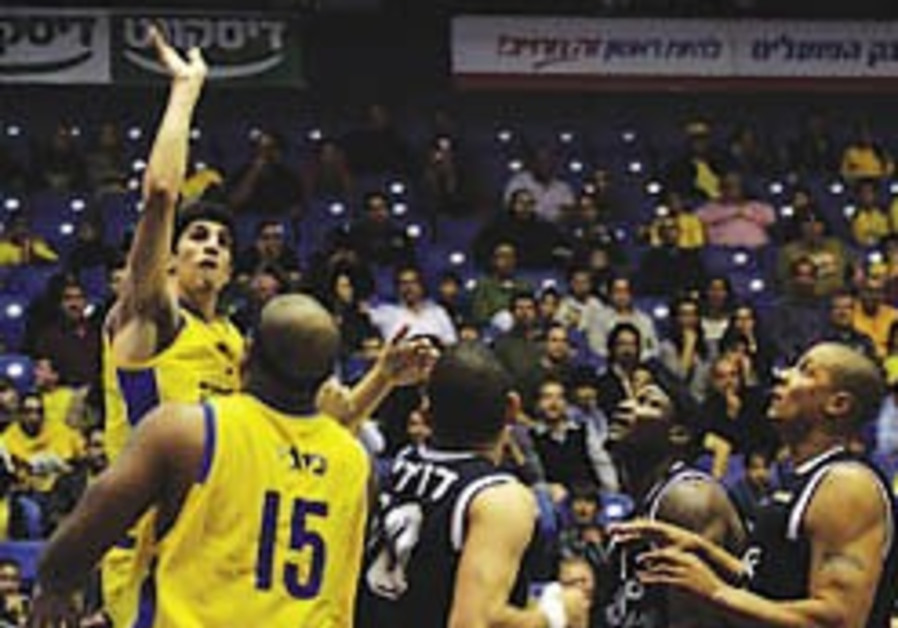 Local Hoops: Nahariya stuns Haifa, Tel Aviv keeps winning