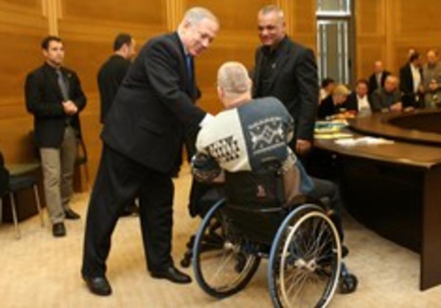 Netanyahu to NGOs: We'll beat recession
