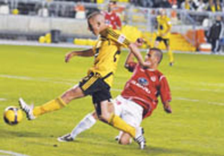 Local Soccer: Betar gets its revenge on Hapoel Tel Aviv