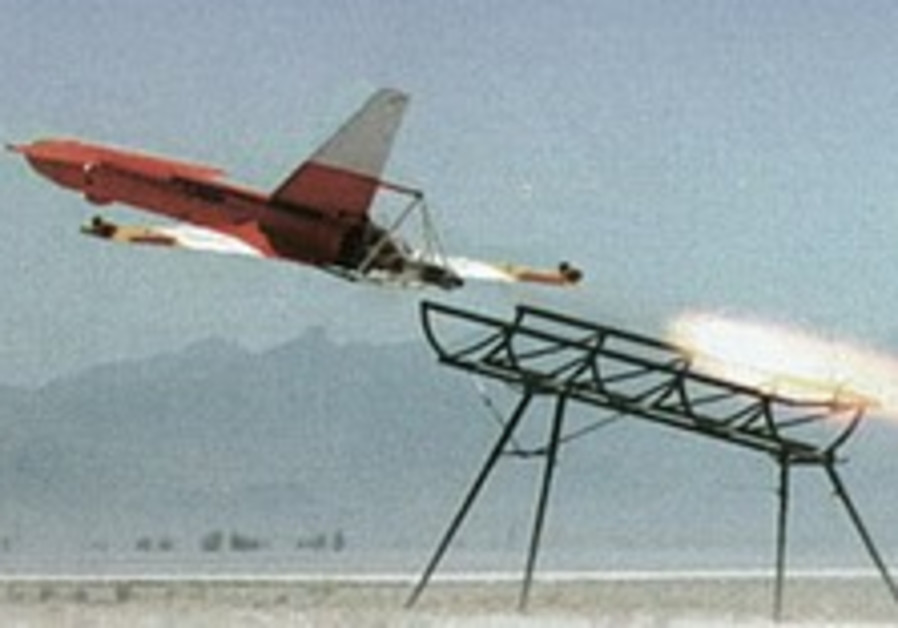 US says it shot down an Iranian drone