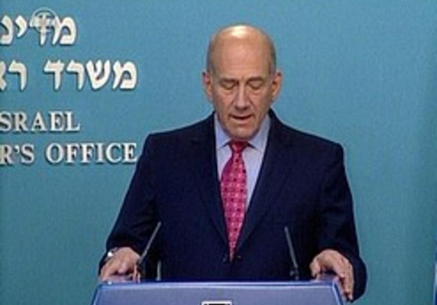 PM on Schalit talks: We have red lines
