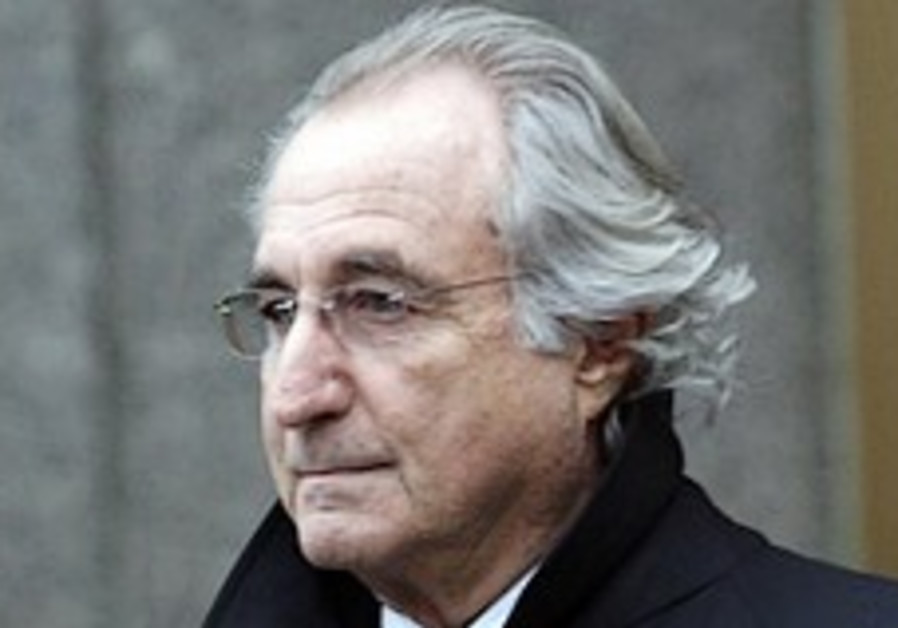 Madoff sentenced to 150 years in jail