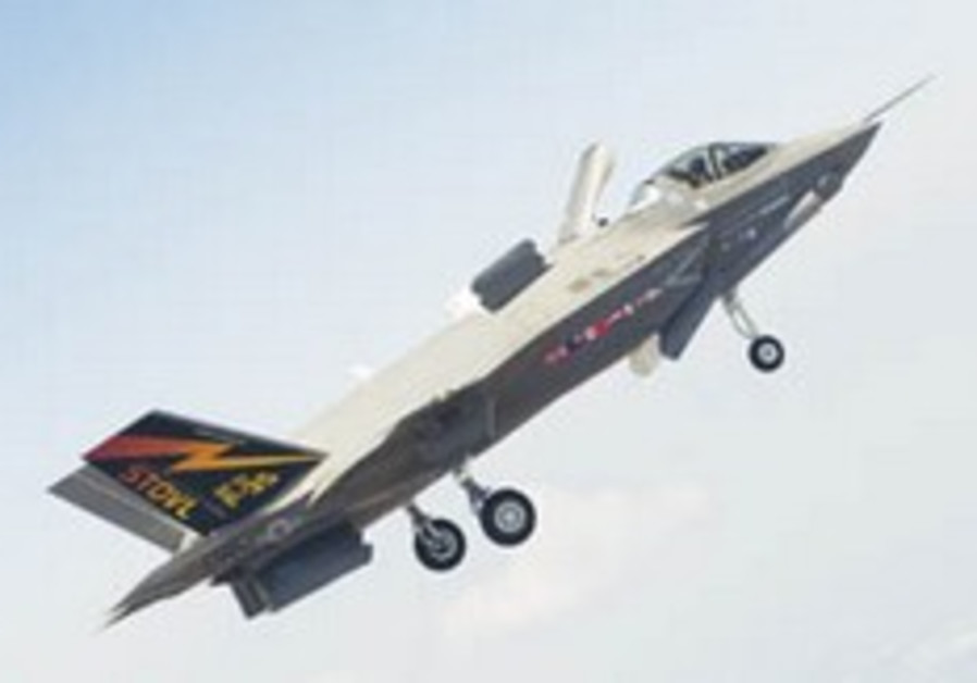 Israel: Talks ongoing for Israeli F-35 systems