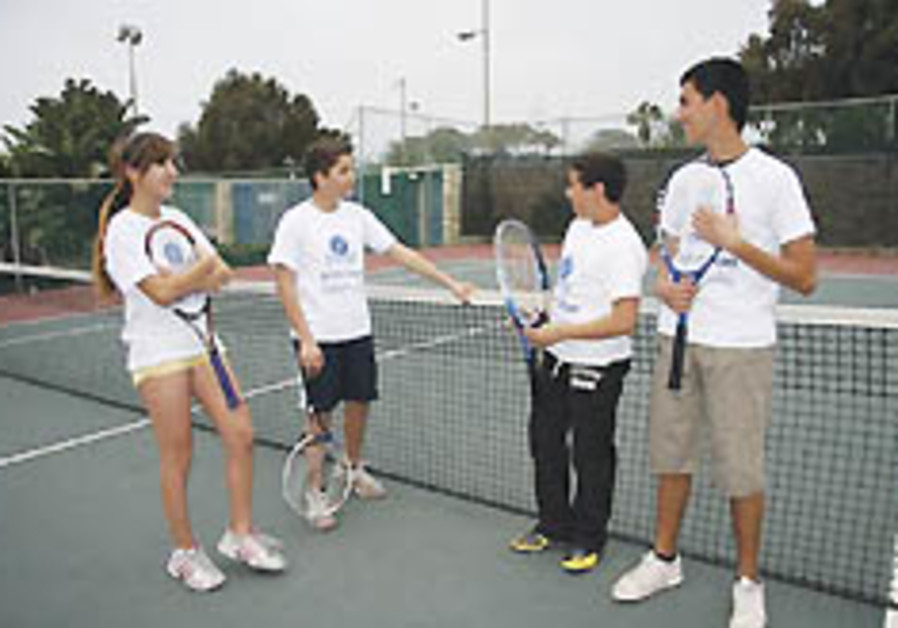The Friday Feature: Learning the game of life through tennis