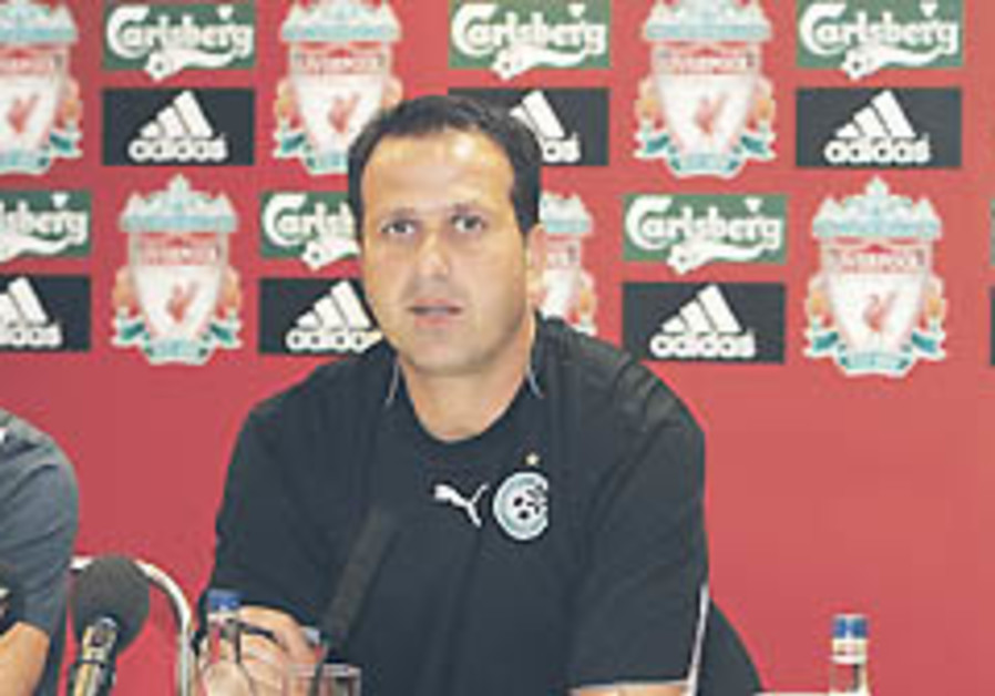Levy hoping for a sweet return to Haifa