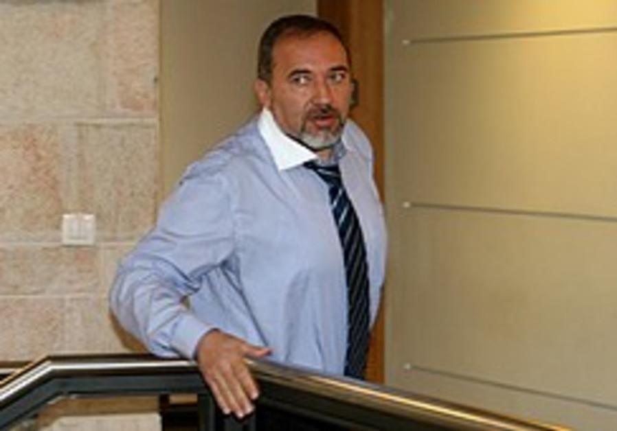 Egypt to shun Lieberman unless he apologizes