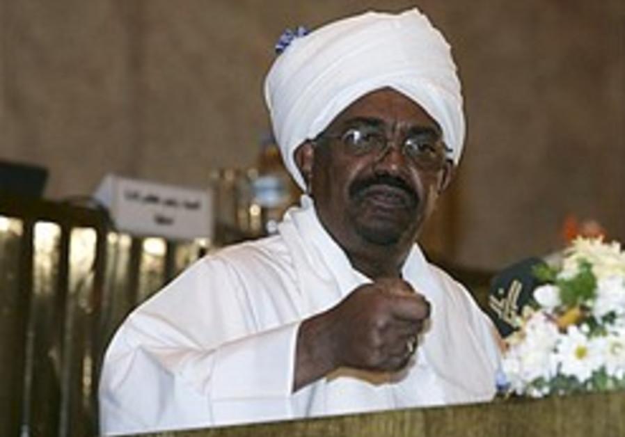 Prosecutor slams Sudan's president over aid groups