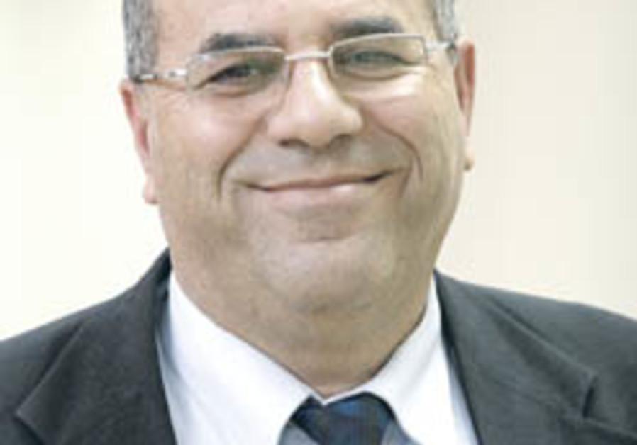 Druse MK - Self-appointed ambassador to Arab world?