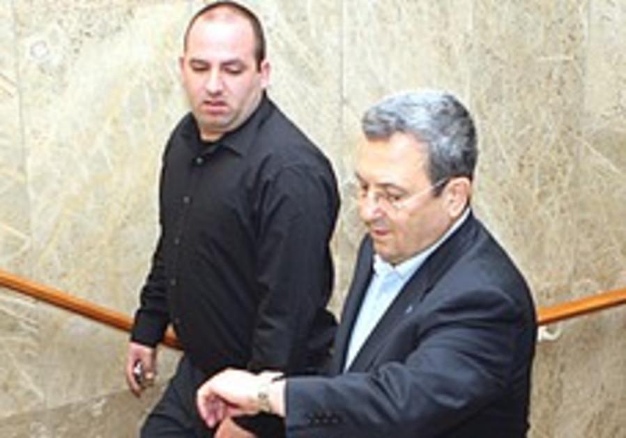 Barak calls for Israeli peace initiative