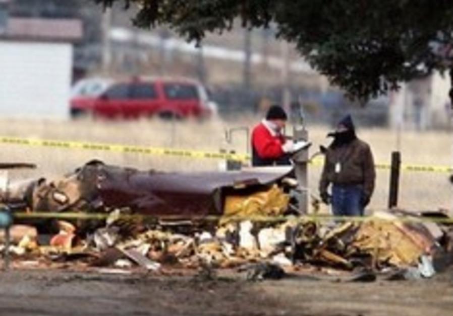 Israeli couple killed in Greek Island plane crash