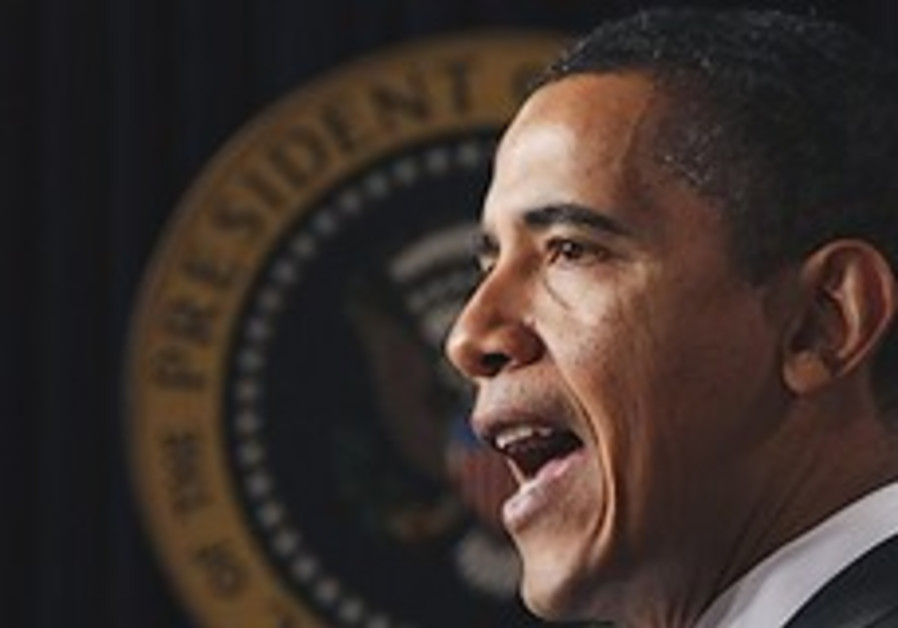 'US Jews back Obama's Mideast path'
