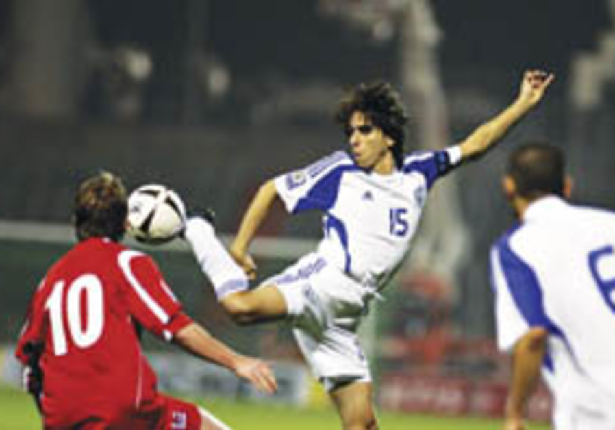 International Soccer: Benayoun a doubt for Greece clash