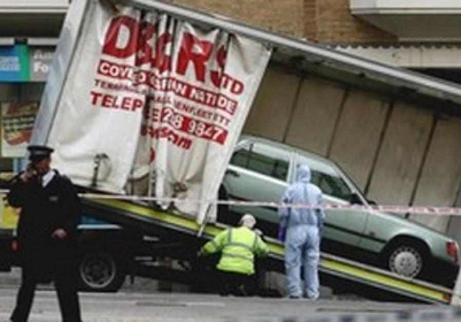 L'Angleterre craint une attaque nucl?aire sur son sol