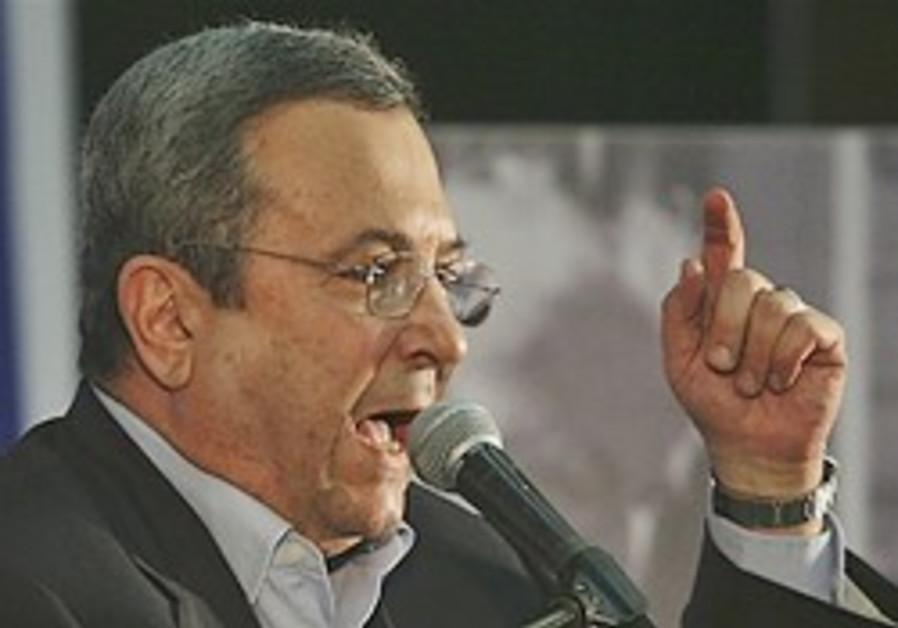 Barak slams hawkish ministers