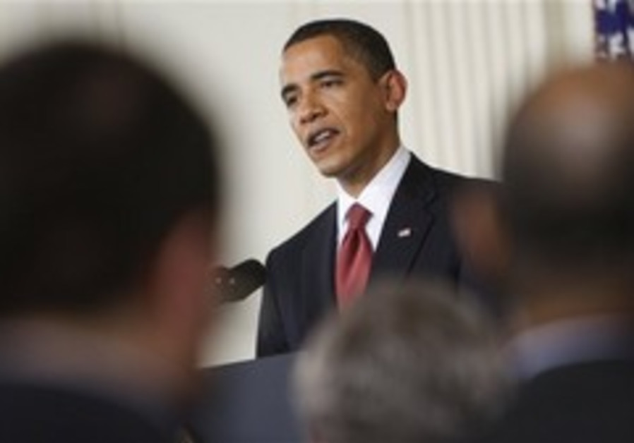 Obama says its critical to advance two-state solution