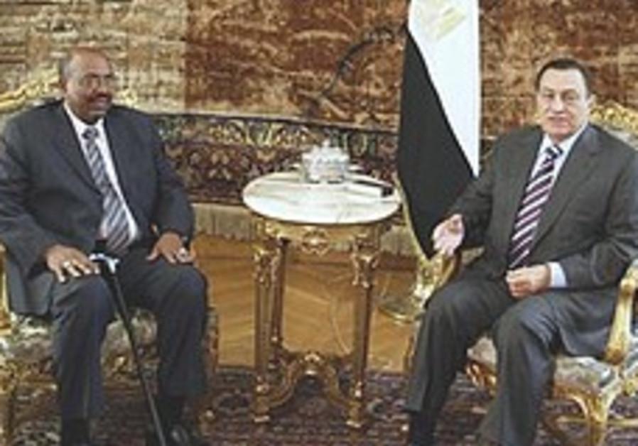 Despite warrant, Egypt welcomes Sudanese president