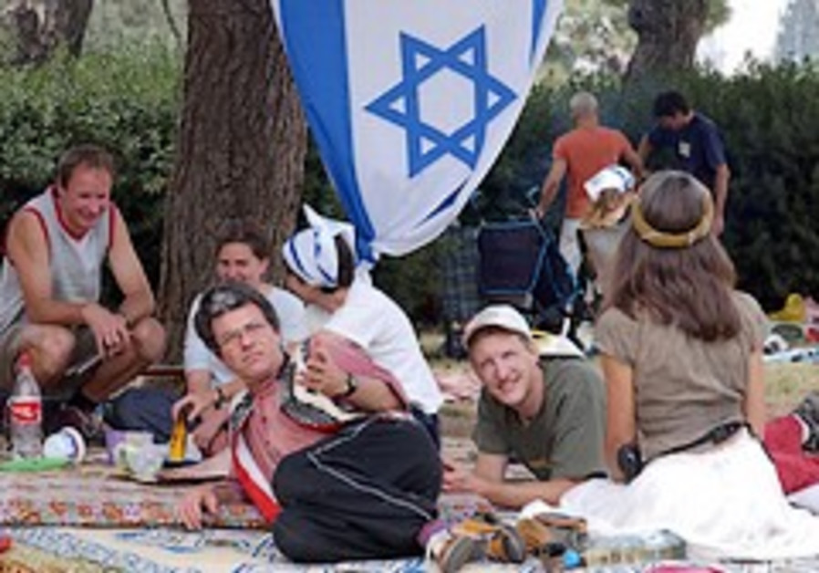 Israelis still have to learn how to clean up after themselves