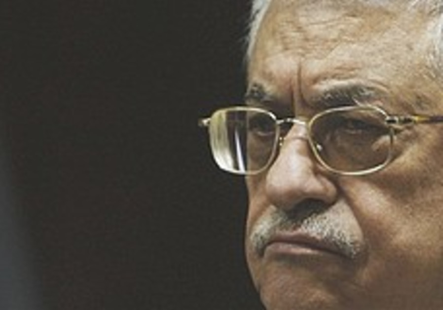 Fear causes Abbas to delay new gov't