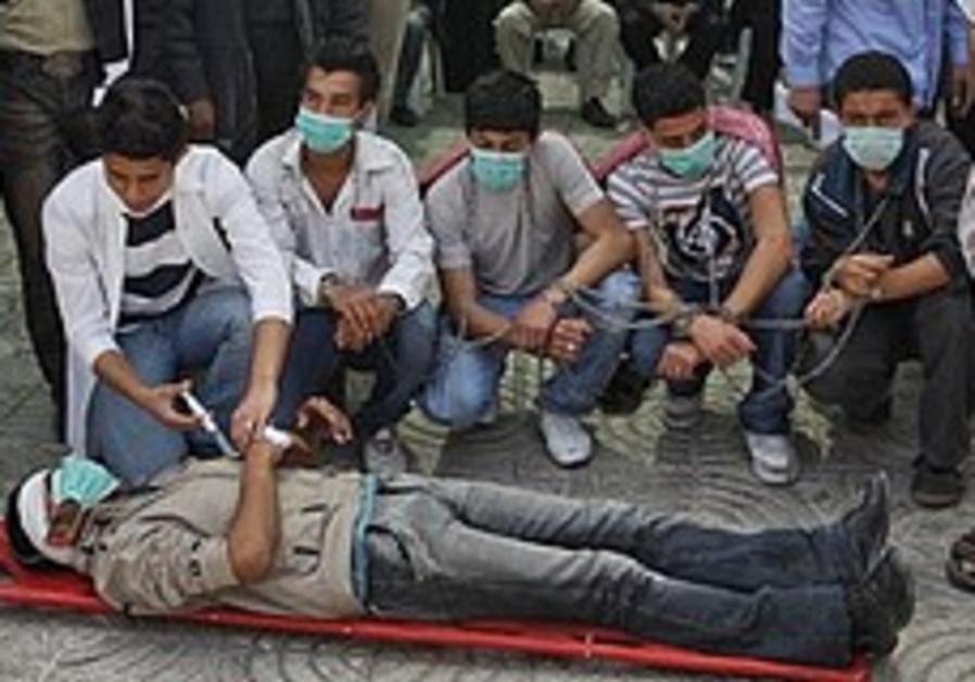 Sick Gazans victims of Hamas-Fatah power struggle