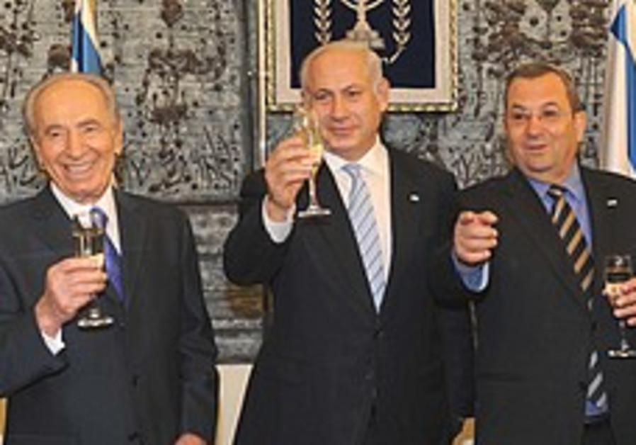Peres, Netanyahu praise IDF soldiers