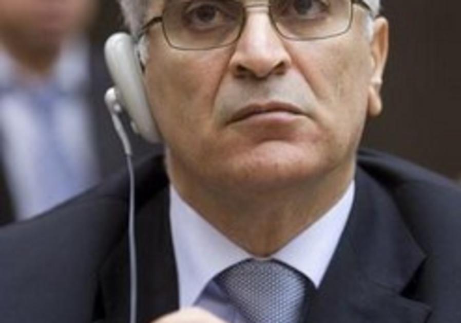 PLO rep: 'Ahmadinejad's UN speech didn't help'