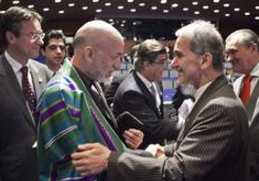 ran's Deputy Foreign Minister Mohammad Mehdi Akhon