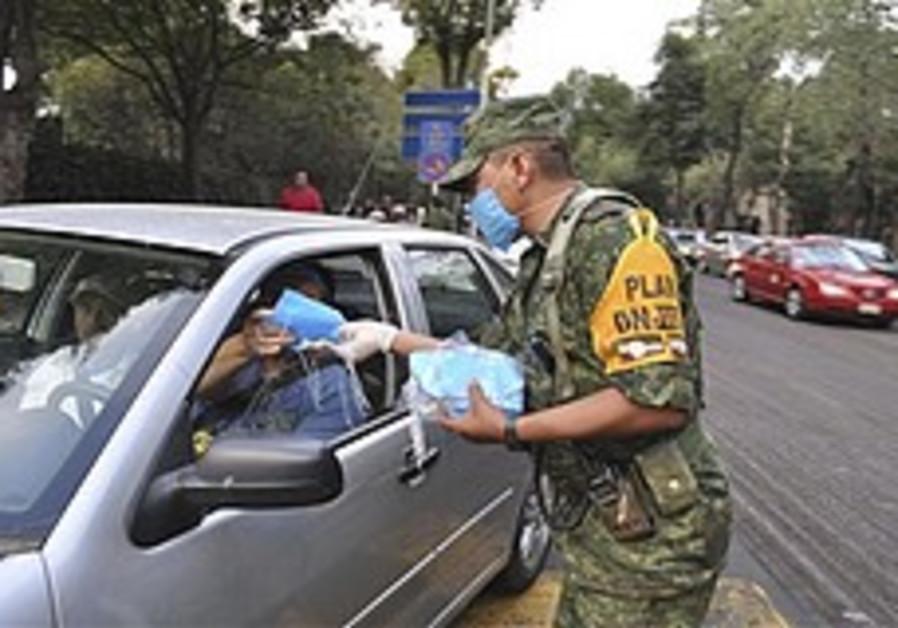 Mexico: 300 confirmed swine flu cases, 12 dead