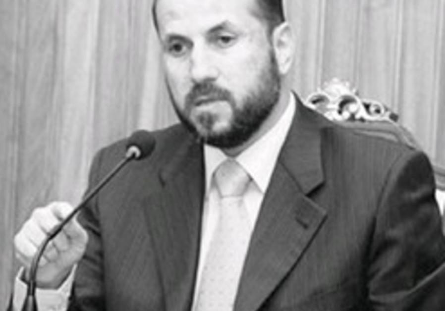 Former Hamas representative favored to head PA