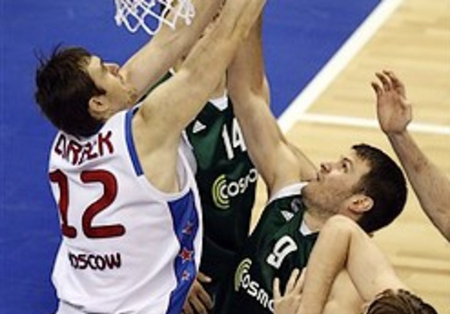 Euroleague Basketball: Pana holds off CSKA to take title