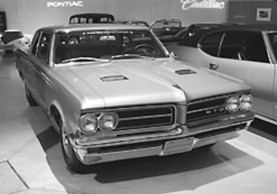 Pontiac, pop culture icon, hits the end of the road